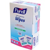 GOJ902210 - PURELL® On-the-go Sanitizing Hand Wipes