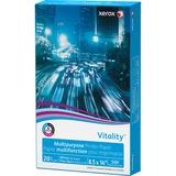 "Xerox Vitality Multipurpose Printer Paper - Legal - 8.50"" x 14"" - 20 lb Basis Weight - 92 Brightness XER3R2051"