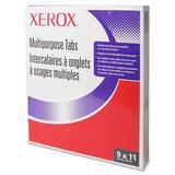 Xerox Docutech Single Reverse Collated Copier Tabs