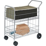 FEL40912 - Fellowes Mail Cart