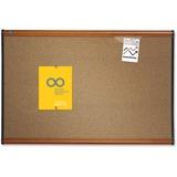 Quartet Prestige Colored Cork board
