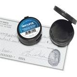 BAU38010 - SICURIX Adhesive Fingerprint Ink Pad