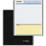 Mead QuickNotes Professional Planner Notebook