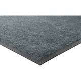 "Genuine Joe Platinum Series Walk-Off Indoor Mat - Indoor - 66"" Length x 43.50"" Width - Nylon - Gray GJO58464"