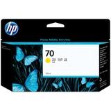 HP 70 Yellow Ink Cartridge