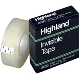 "MMM6200341296 - Highland 3/4""W Matte-finish Invisible Tape"