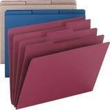 "Smead Organizer Folders - 9 1/2"" x 11 1/4"" Sheet Size - 85 Sheet Capacity - 3/4"" Expansion - 1/3 Tab SMD85785"