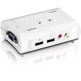 TRENDnet 2-Port USB KVM Switch Kit w/ Audio