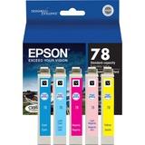 Epson T078920 Claria Hi-Definition Color Ink Cartridge - Inkjet EPST078920S