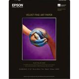 Art Paper  -  17inx22in  - 25sheets - Velvet Fine