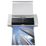Canon PIXMA iP90v Inkjet Printer - Color - 4800 x 1200 dpi Print - Photo Print - Portable