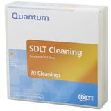 Quantum Super DLT Barcode Prelabeled Cleaning Cartridge