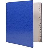 """SKILCRAFT A-Z Desk File Sorter - 20 Tab(s) - Printed A-Z Index - 8.50"""" Divider Width x 11"""" Divider L NSN2861726"""