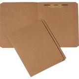 """SKILCRAFT Medium Kraft Paperboard File Folder - Letter - 8 1/2"""" x 11"""" Sheet Size - 3/4"""" Expansion -  NSN8893555"""