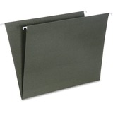 "SKILCRAFT Hanging File Folder - Letter - 8 1/2"" x 11"" Sheet Size - 2"" Expansion - 1/3 Tab Cut - 11 p NSN3649497"