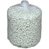 """SKILCRAFT Medium Duty Trash Bag - 45 gal - 40"""" Width x 48"""" Length - Clear - Polyethylene - 250/Carto NSN5171345"""