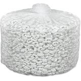 """SKILCRAFT Light Duty Trash Bag - 10 gal - 24"""" Width x 24"""" Length - Clear - Polyethylene - 2000/Carto NSN5171363"""