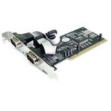 B&B 2 Port RS-232 Serial PCI Board