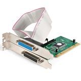 StarTech.com 2 Port PCI Parallel Adapter Card - EPP/ECP