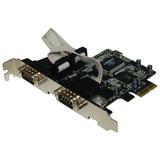 B&B DS-PCIE-100 PCI Express Dual Port Serial Card