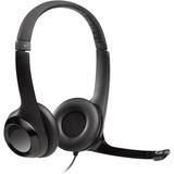 Logitech Padded H390 USB Headset