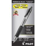 PIL31277 - Pilot G2 Ultra Fine Retractable Pens