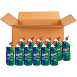 CLO00031CT - Clorox Toilet Bowl Cleaner with Bleach