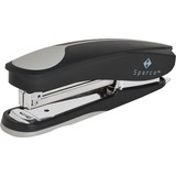 "Sparco Dual Shot Desktop Stapler - 20 Sheets Capacity - 210 Staple Capacity - Full Strip - 1/4"" Stap SPR08964"
