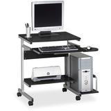 MLN946ANT - Mayline Eastwinds 946 Portrait PC Desk Cart