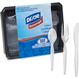 DXECH0180DX7 - Dixie Crystal Design 60-Piece Cutlery Keeper