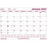 Brownline Monthly Desk Calendar Refill