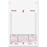 Brownline Daily Calendar Refill