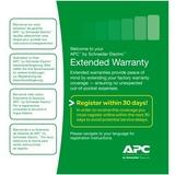 APC by Schneider Electric Service Pack Extended Warranty - Warranty