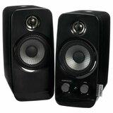 Creative Inspire T10 2.0 Speaker System - 10 W RMS - Black