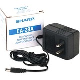 AC Adapter (EA28A) for Sharp El1611hii Printing Calculator  MPN:EA28A