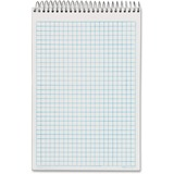 """Tops NoteWorks Steno Book - 100 Sheets - Printed - Coilock - 16 lb Basis Weight 6"""" x 9"""" - White Pape TOP63825"""