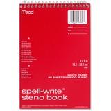 MEA43082 - MeadWestvaco Spell-Write Steno Book