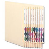 "Screw-Together Hanging Folder Frame, Letter Size, 23-26.77"" Long, 6 Frames/Box  MPN:67000"
