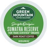 Green Mountain Coffee Roasters® Fair Trade Organic Sumatran Extra Bold Coffee K-Cups, 24/Box GMT4060
