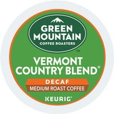 Green Mountain Coffee Roasters® Vermont Country Blend Decaf Coffee K-Cups, 24/Box GMT7602