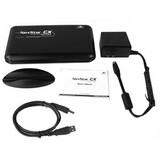 Vantec NexStar CX NST-300S2-BK Drive Enclosure External - Black