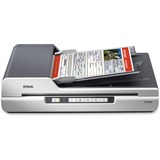 GT-1500 Flatbed Color Image Scanner, 600dpi, Manual Paper Feeder  MPN:B11B190011