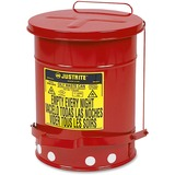 JUS09100 - Justrite Just Rite 6 Gallon Oily Waste Can