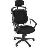 "Balt Posture Perfect Executive Chair - Foam, Fabric Seat - Foam Back - 5-star Base - Black - 26"" Wid BLT34571"