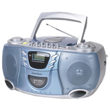 Hamilton MPC-5050 Radio/CD/Cassette Player/Recorder
