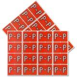 Pendaflex Colour Coded Label