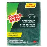 3M Scotch-Brite Multipurpose Scrub & Wipe Sponge