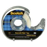 Scotch 811P-18M33 Magic Transparent Tape