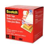 3M Scotch Book Transparent Tape