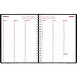 Blueline Essential Weekly Appointment Book